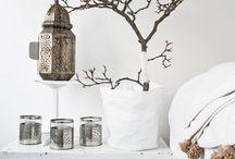 Morrocan interieur / design / Lifestyle