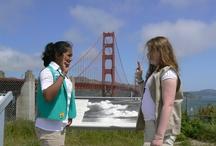 GIrl Scouts San Fran Trip / by Brenda Tolbert-Radder