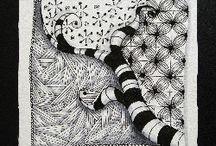 Zentangle Class Patterns