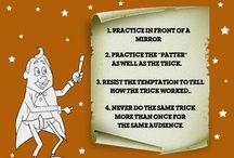 Magic! / Magicians, magic tricks, tips, classes, workshops, and merchandise