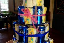 Beer and Diaper Party / by Wacky Kracker
