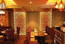 CREATE. Restaurant indien
