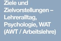 Psychologie Unterrichtsmaterialien