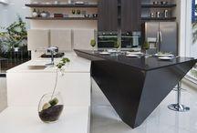 Bänkskivor Silestone / Bänkskivor i Silestone som passar till olika kök bl a Ikea.