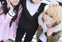 Noragami cosplay