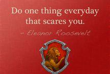 Brave Gryffindor