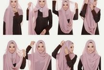 Hijab / beautiful hijab