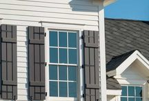 House Shutters / by Kaley Hedric
