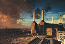 Album Covers / by Rob Simons
