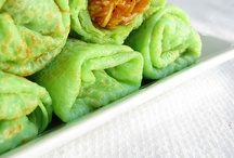 Indonesia foods
