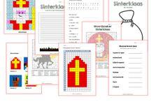3: sinterklaas werkboek
