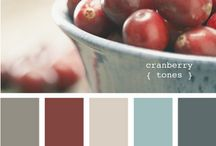 Värejä / Toimivia väriyhdistelmiä