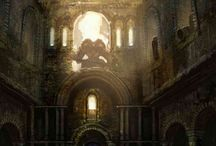 Dark Souls - Enviroments