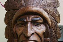 Indian,motiv na obraz