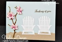 Chair cards