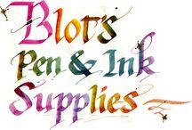 blotspens  / Blots Pen & Ink Supplies