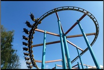 Bobbejaanland / Belgian Family Theme Park based upon the legacy of Flemish singer-songwriter Bobbejaan Schoepen