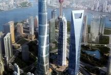 Futuristic Architecture / Buildings of the future.