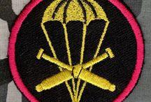 Czechoslovakia paratrooper