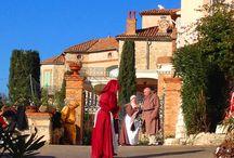 Le village médiéval du Castellet