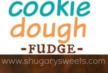 Candy / A mixture of different recipes for truffles, fudge, barks, and more!