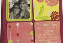 Card Technique Ideas / by Laurie Graham: Avon Rep/Stampin' Up! Demo