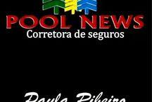 Pool News Corretora de Seguros / Nossa corretora de Seguros a seu dispôr. Seguros de viagem, auto, odonto, saúde, residencial, empresarial, dicass e muito mais.