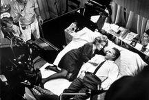 Actors in bed