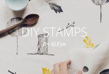 I DO textile paints / #textile #textil #estampar / by I DO PROYECT