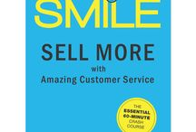 Training Guide / The Training Guide for Smile: Sell More with Amazing Customer Service is for businesses (and nonprofits). At just eight effective pages, it's quick and easy to use, just like the book. Complete with exercises.
