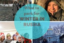 Russia / Best of Russia's attractions, adventure, culture, food, and accommodations