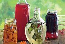 Старинные рецепты бальзамов и настоек