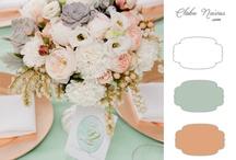 Casamento | Mariage / Dicas e inspirações para uma cerimônia e recepções perfeitas