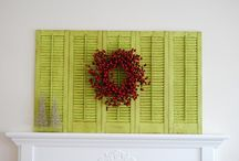 Holiday Decor / by Rebecca Fleenor