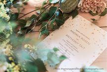 Wedding Stationery by Flamboyant Invites