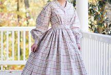 1860s - fashion