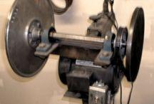 гриндер - grinder / О станках для обточки на основе абразивной ленты -  About tool for polishing on base of the abrasive tape
