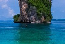 Thailand*Bangkok*Krabi*PhiPhi