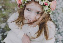 Flowergirl/Pageboy