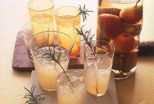 FOOD: drinks / by Leah Kirsten