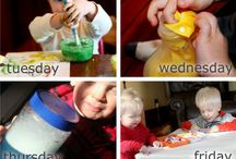 Kids activities / by Kira-Leigh Groves