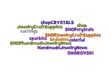 Handmade Jewelry News / Latest Pins on Handmade Jewelry News! What's Happening on Handmade Jewelry News for Jewelry Craft Supplies. / by cRystal KNeller. kIZZ designs.