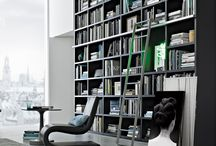 Bookcases / For study