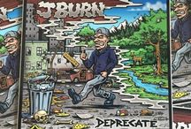 J Burn - Deprecate