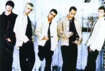 Backstreet Boys ❤ / by Tarae Magras