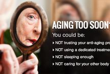 Skin Care & Anti aging / Tips and natural ways to take care of your aging skin.