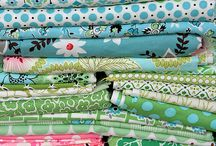 Quilts, Fabrics, Buttons, & Other Stuff