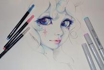 <Drawings>
