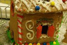 Marigo's X-mas cookie houses
