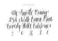 lettering stuff / by Jill Levinsohn